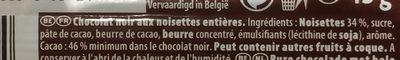 Côte d'Or noir noisettes - 5