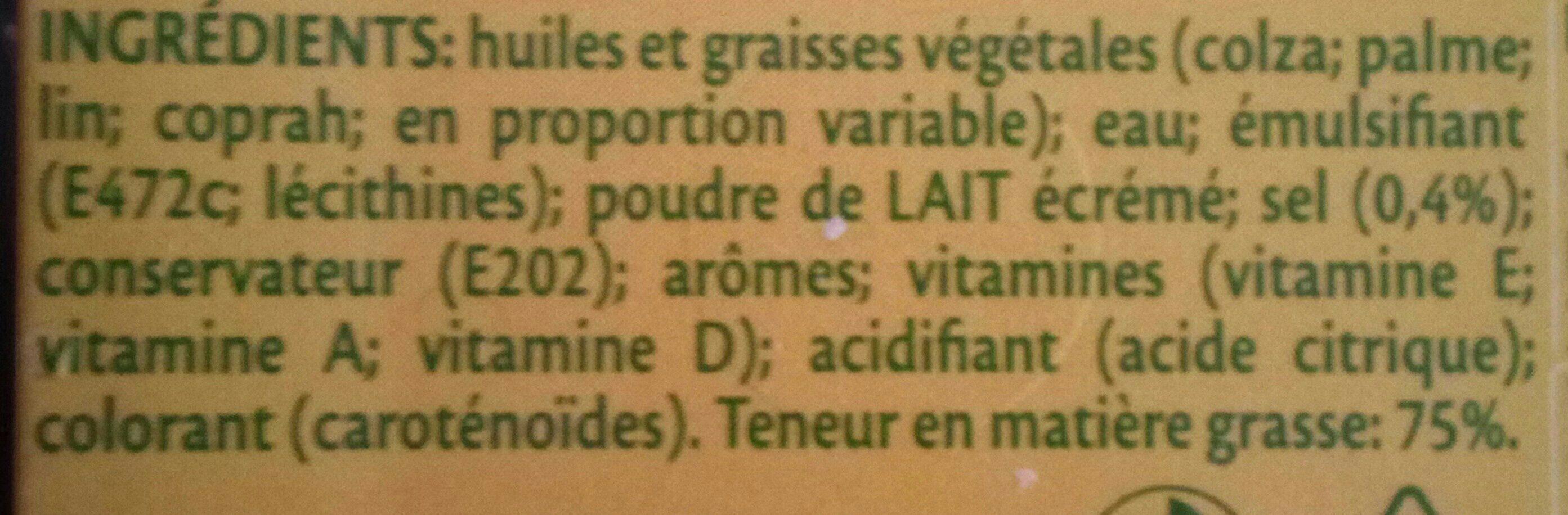 Cuire & Rotir Oméga 3 - Ingrediënten