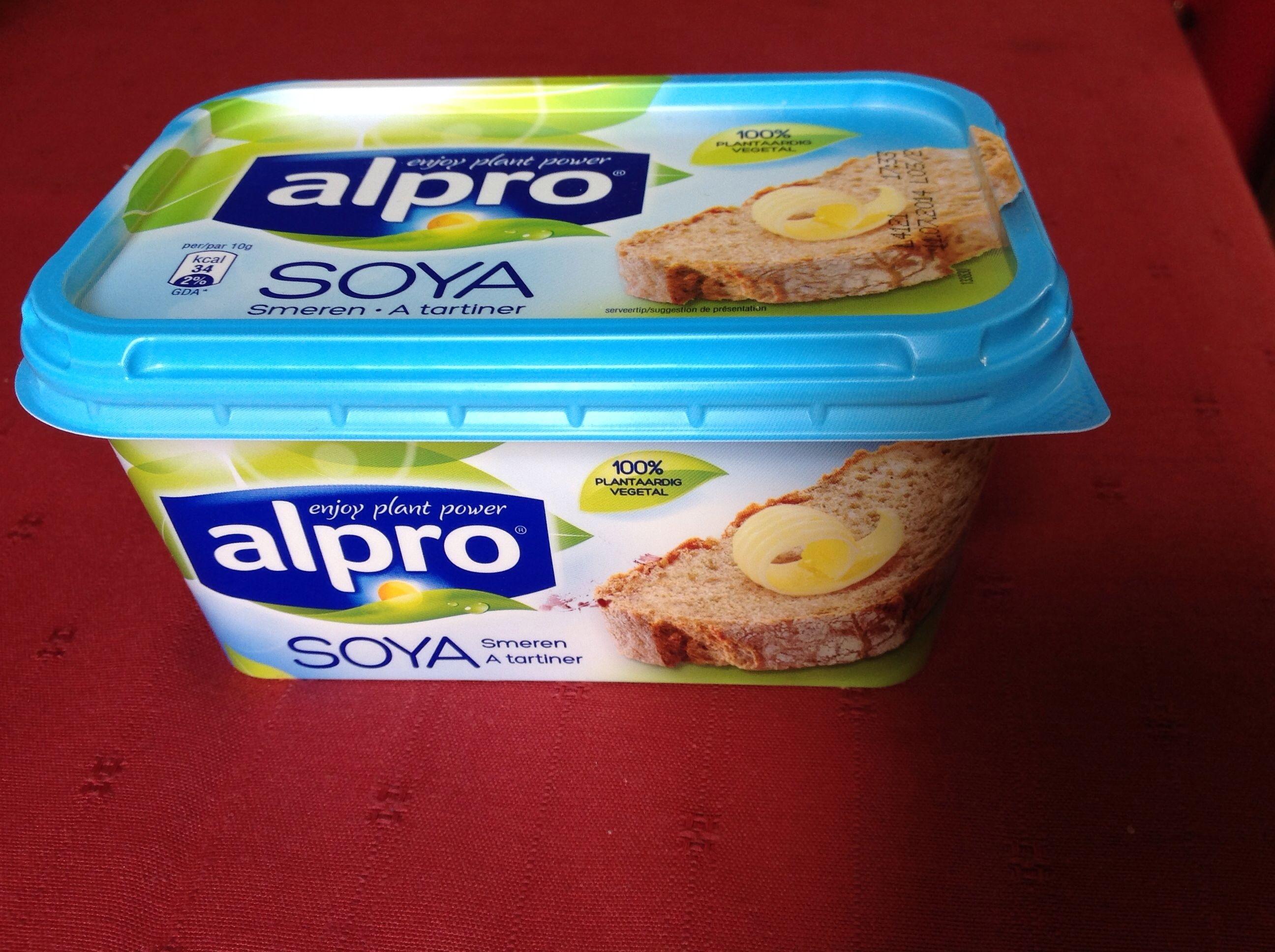 Soja à tartiner - Product - fr