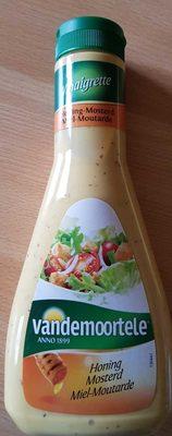 Vinaigrette miel moutarde - Product - fr