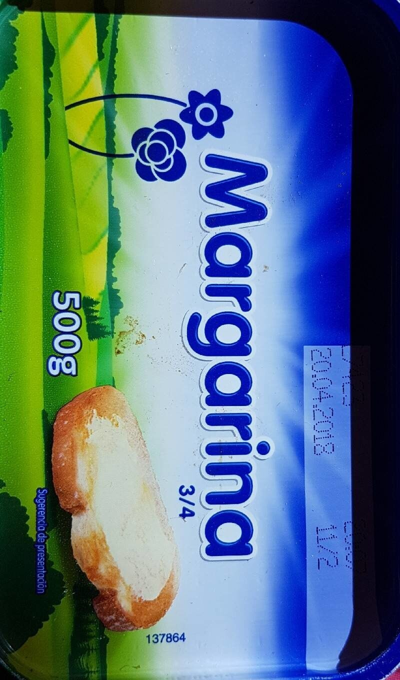 Margarina - Product - es