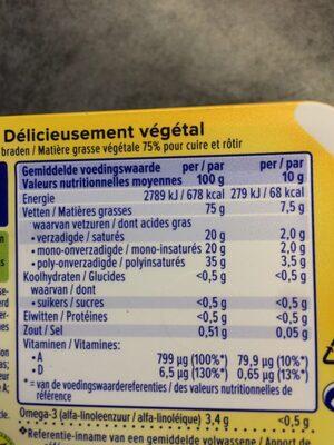 Soya - Ingrediënten - fr