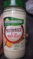 Vandemoortele mayonnaise - Produit