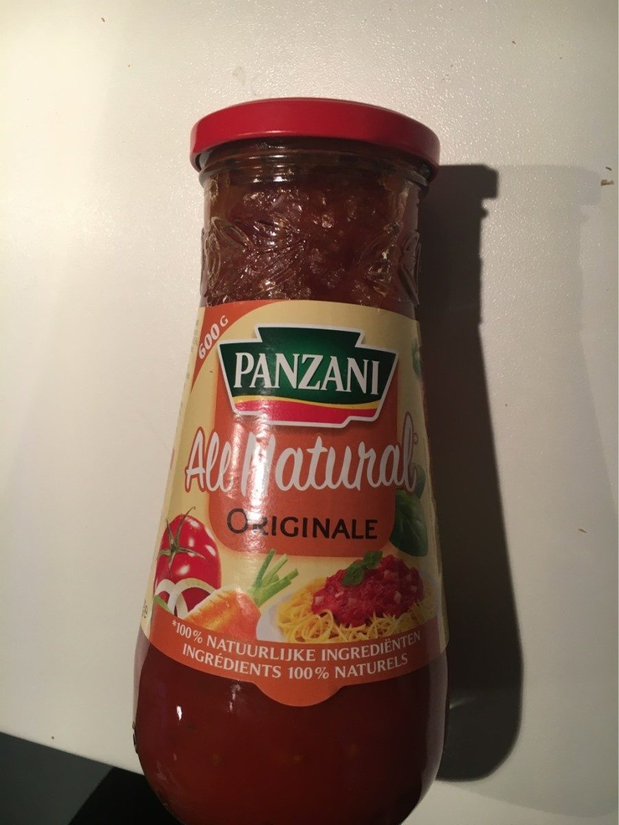 Sauce tomate  All Natural Originale - Product