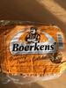 Boerkens' pain de céréales - Product