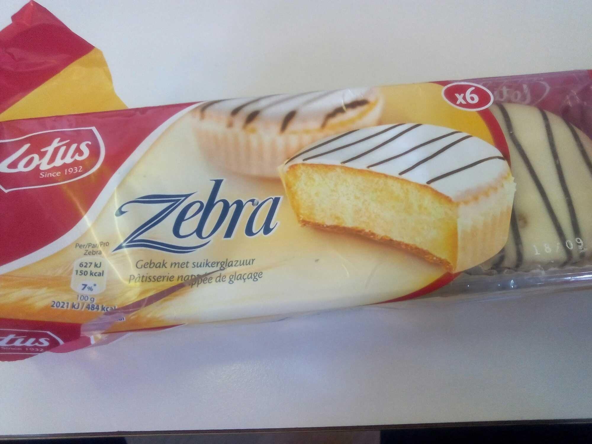 Zebra - Product