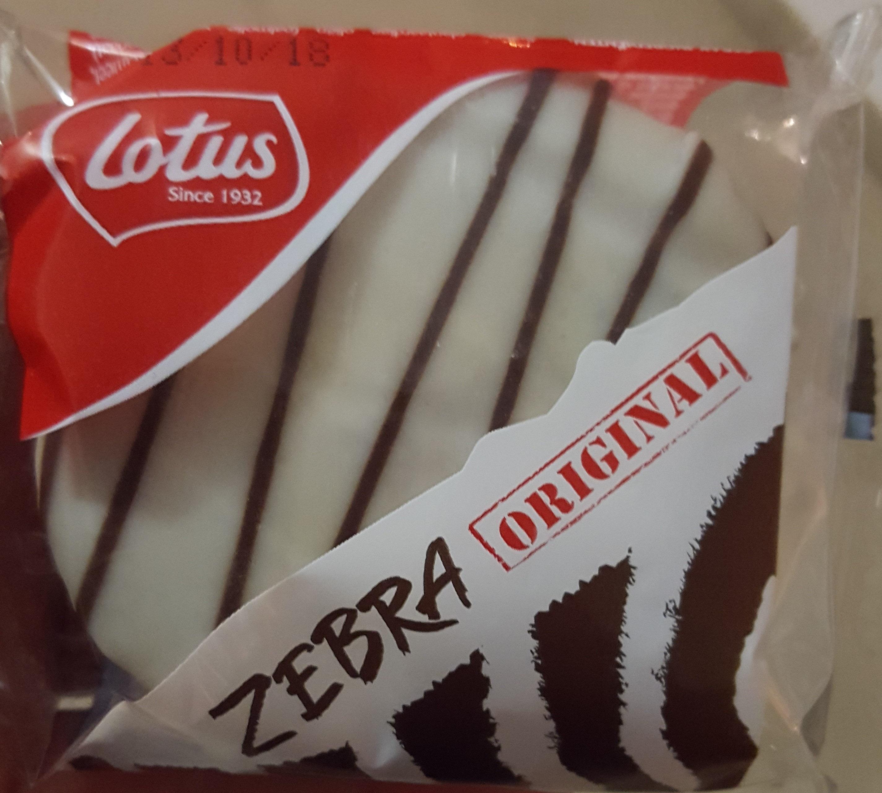 Lotus Zebra Original - Produit - fr