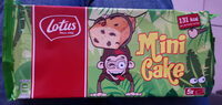 Lotus Piet Piraat 5 Mini Cakes - Produit - fr