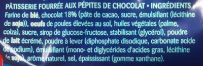 Lotus Piet Piraat 5 Mini Cakes - Ingrédients - fr