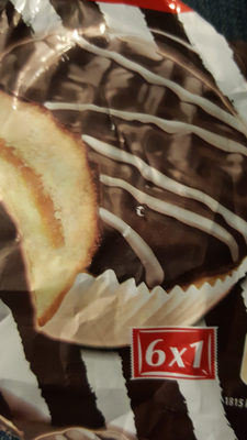 Lotus Zebra Chocolate - Product - fr