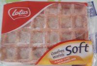 Gaufres Soft au sucre glace - Product