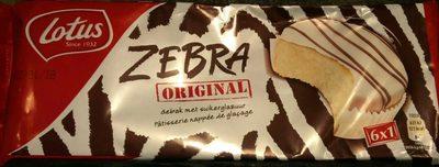 Zebra original - Product - fr