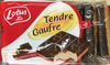 Tendre Gaufre au chocolat belge - Product