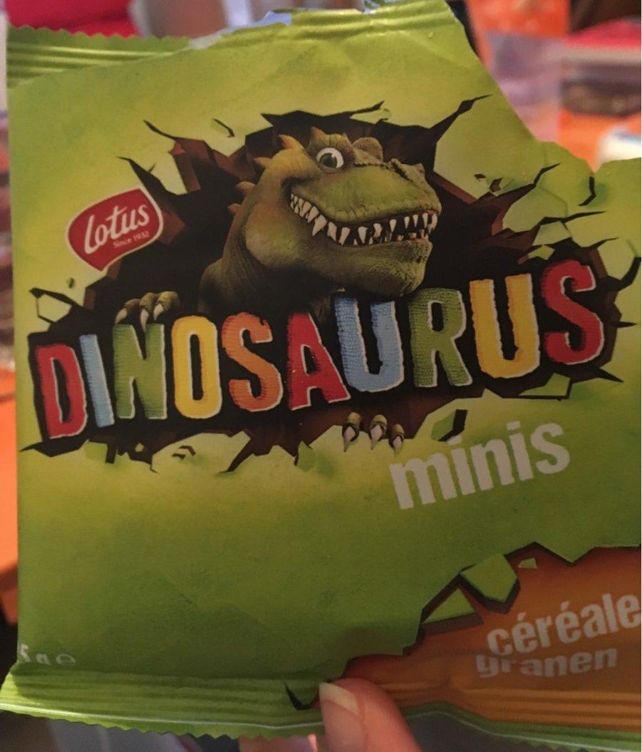 Dinosaurus Mini Céréales - Product