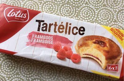 Tartélice Framboise - Product - fr