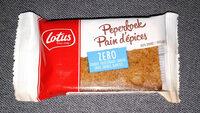 Pain d'épices allégé en sucre - Product