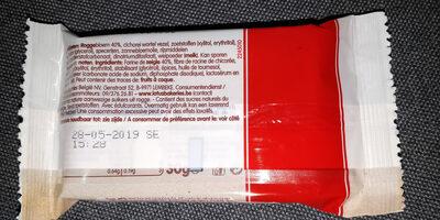 Pain d'épices allégé en sucre - Ingrediënten - en