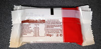 Pain d'épices allégé en sucre - Voedingswaarden - en