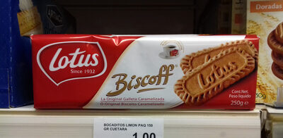 Biscoff - Product