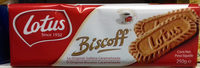 Biscoff - Produit
