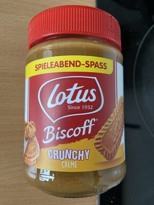Biscoff Crunchy Spread - Product - en