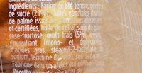 Gaufres de Liège Perles de Sucre - Ingrediënten - fr