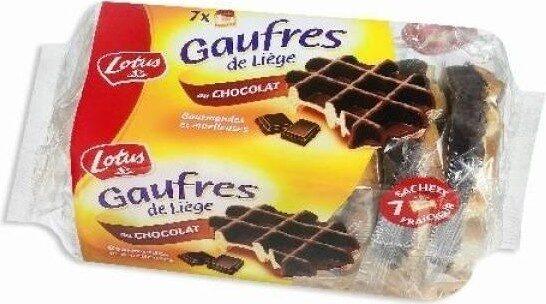 Gaufres de Liège - نتاج - fr