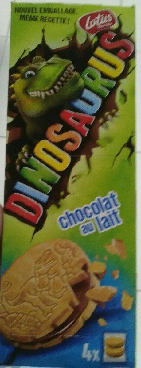 Dinosaurus Chocolat au lait - Product - fr