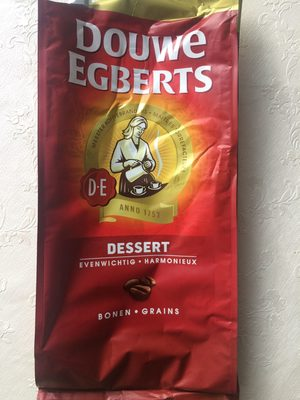 Douwe Egberts dessert grain - Product - nl