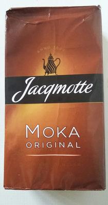 Jacqmotte Koffie Moka 500GR - Product - fr