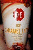 Ice caramel latte - Product - fr