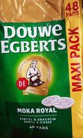 Douwe egberts moka royal - Product - fr