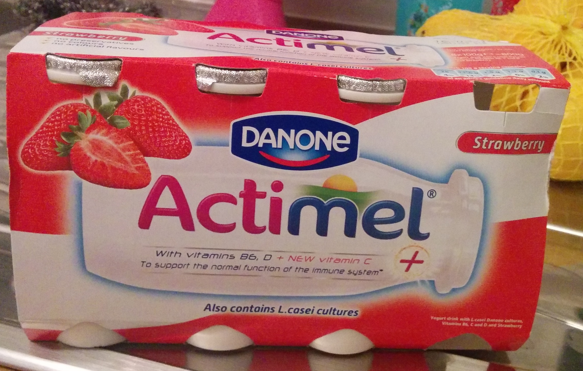 Actimel Strawberry - Product