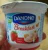Danone Breakfast Yaourt Fraise - Produit