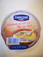 Riz au lait entier - Product - fr