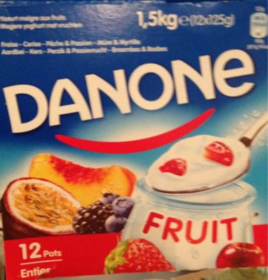Danone fruit - Product