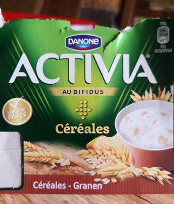 Activia céréales - Product - fr