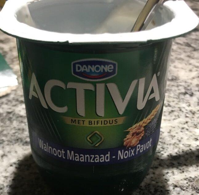 Activia Noix Pavot - Produit - fr