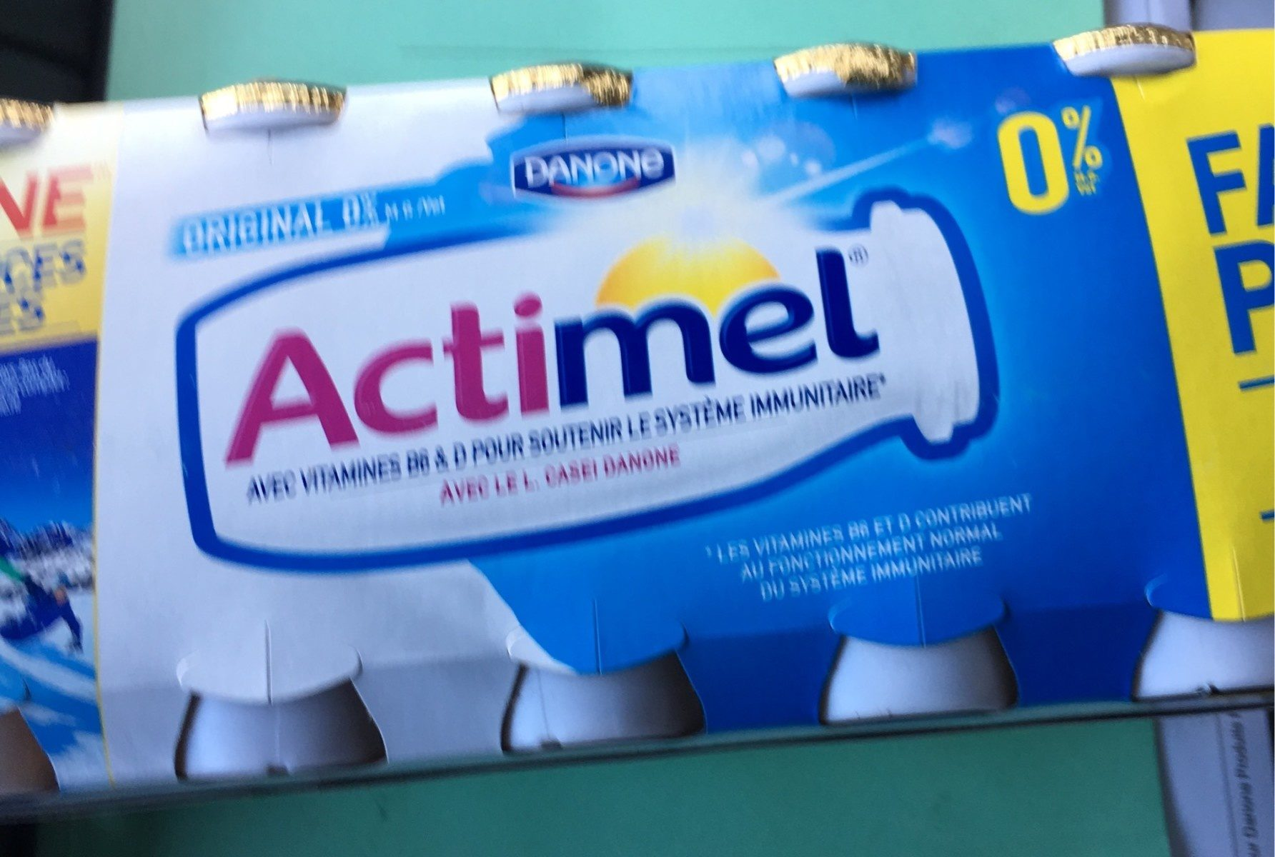 Actimel - Product