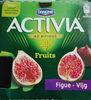 Activia fruits - Product