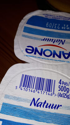 Danone nature - Product - fr