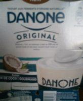 Danone Original Noix de Coco - Produit