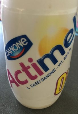 Actimel 0% - Product - fr