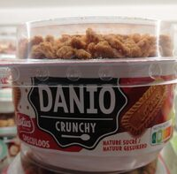 Danio crunchy speculoos - Product - fr