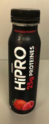 Hipro fraises-framboises - Produit - fr