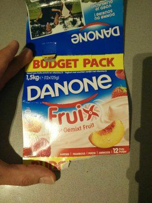 Danone fruix - Product - fr