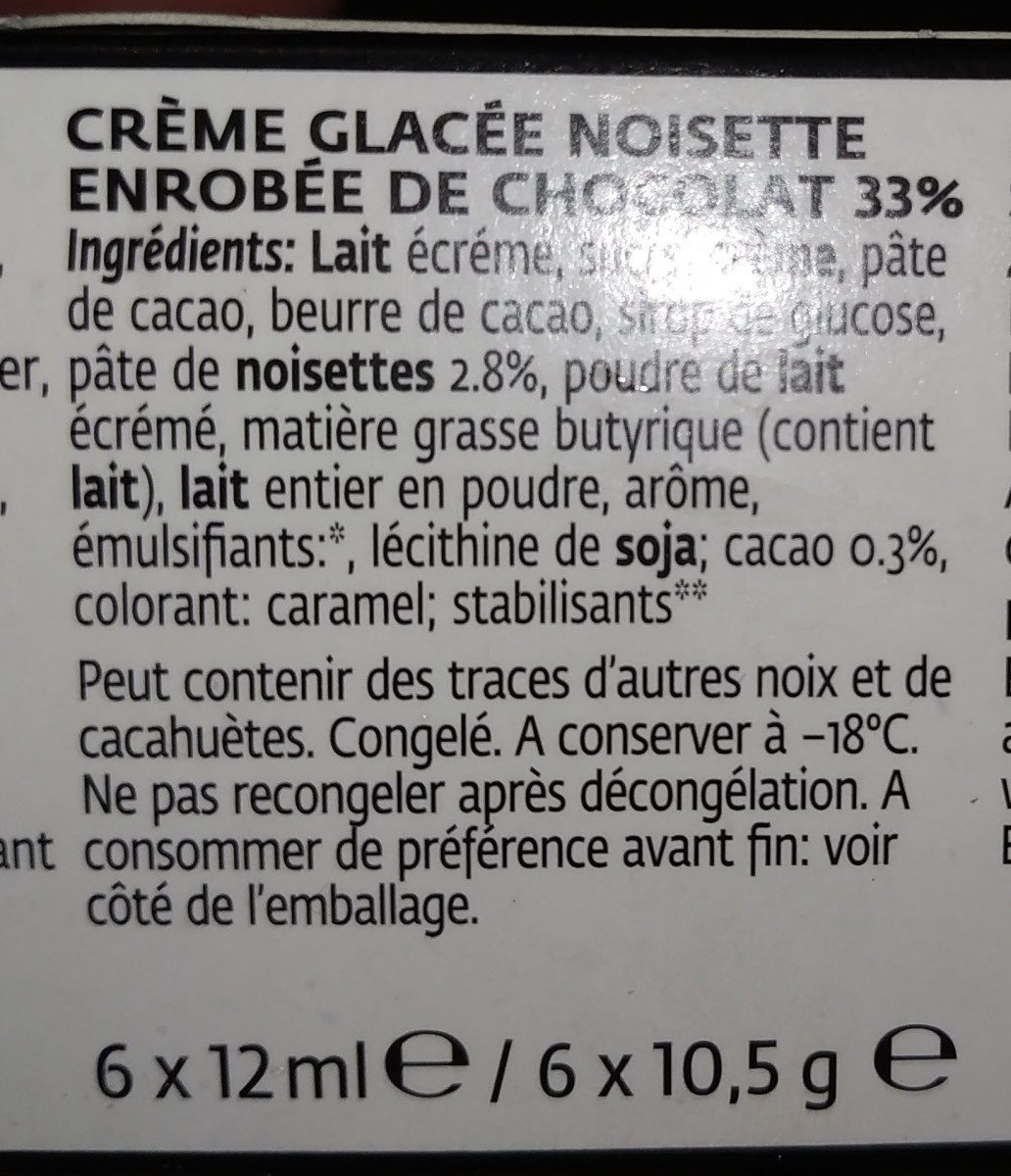 Pommes rissolées - Ingrediënten - fr