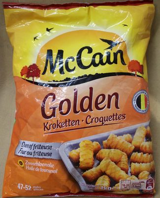 Golden Croquettes - Product