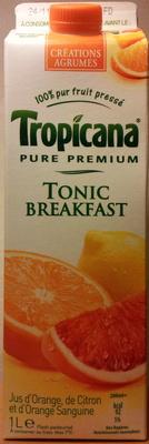 Tonic Breakfast - Product