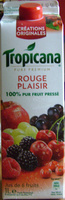 Rouge plaisir - Product